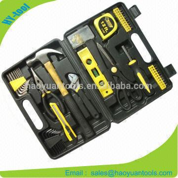 45 pcs apartment tool set house use tool kit HY-Z178 | Global Sources