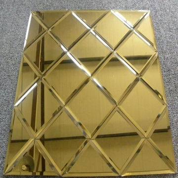 Large Decorative Wall Mirror, Glass Mirror Wall Tiles
