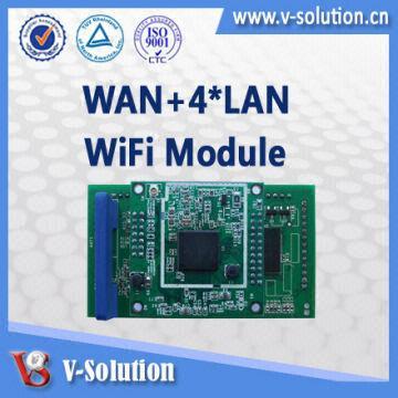 Embedded Linux Wifi Module WLM115 | Global Sources