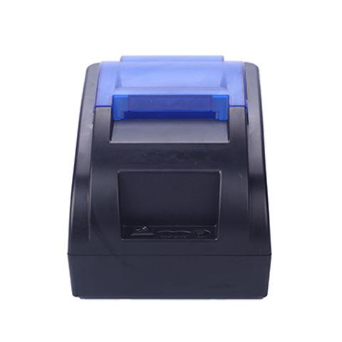 China Low Price Desktop 58mm Thermal Receipt Printer Usb