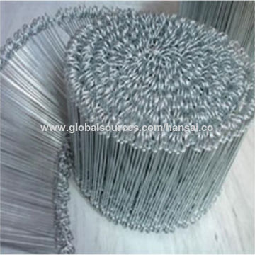 Bag tie wire is used for strapping sacks, seal with a metal wire ...