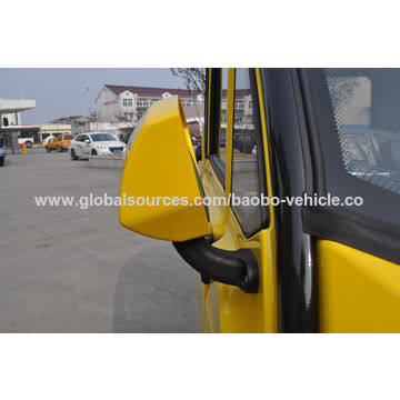 China Closed electric tricycle, 3 seats