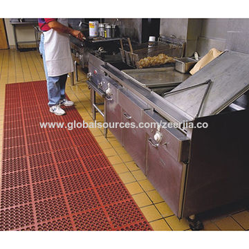 Attirant China Rubber Kitchen Mat With Connectors,heavy Duty Mat For Restaurant Mat  Use ...
