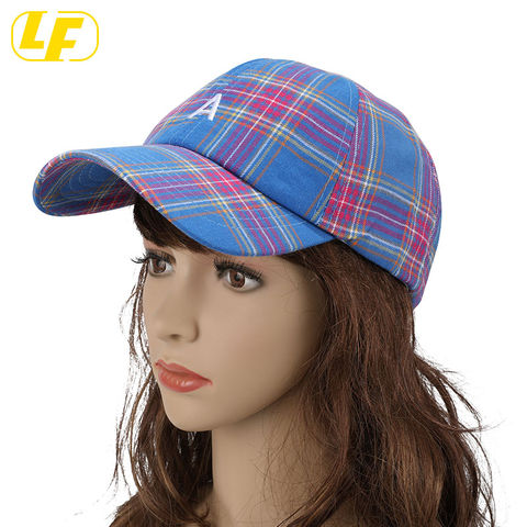 China Wholesale Cheap Women's Baseball Caps Adjustable Breathable  Embroidered Sun Hat for Sports on Global Sources