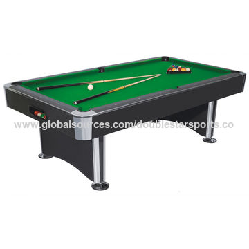 Elegant Snooker Pool Billiard Table China Elegant Snooker Pool Billiard  Table
