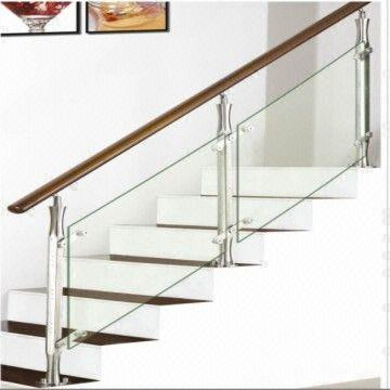 Great ... China Stainless Steel Staircase Wooden Stairway Glass Staircase Baluster  Banister Handrail