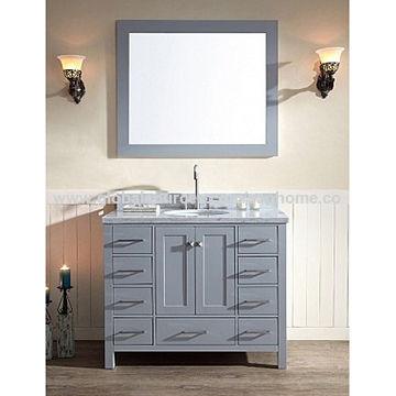China Bathroom Cabinet Vanity