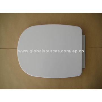 ... China PP Square Shaped Toilet Seat For Middle East Market ...