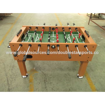 ... China Indoor Wooden Table Soccer Game, MDF With PVC Laminated ...