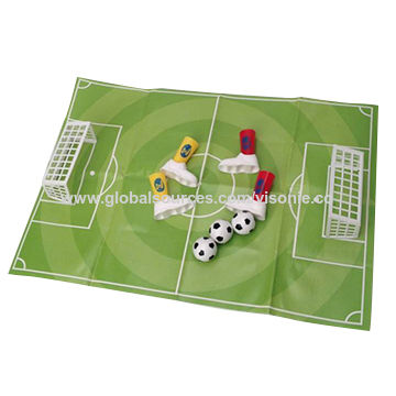 Travel Desktop Mini Finger Football Game Set Global Sources