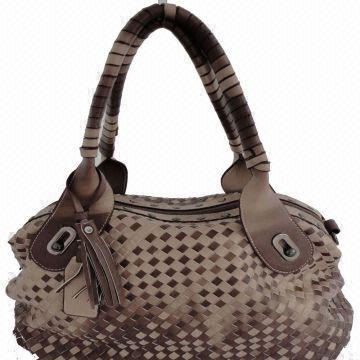 China Fashion Bags Crocheted Handbags Lady Women Tote