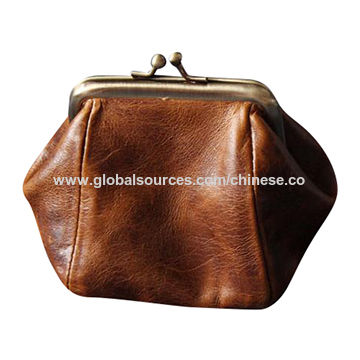 Hong Kong SAR Kiss lock coin purse, ODM and