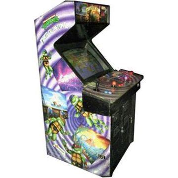 Teenage Mutant Ninja Turtles: Turtles in Time Arcade Game (1991