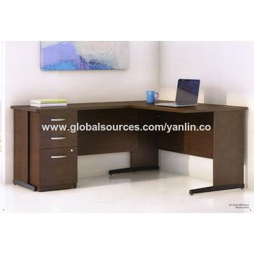 ... Workstation China Modular Ergonomic Office Desk With 3 Drawer Cabinet,  Workstation ...