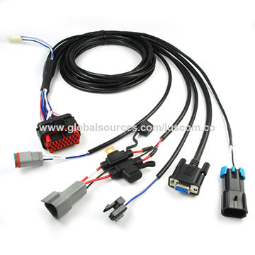 Wondrous Taiwan Automotive Wiring Harness With Waterproof Connectors On Wiring Cloud Mangdienstapotheekhoekschewaardnl