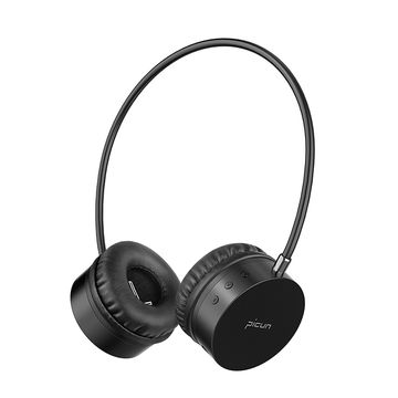 China Picun B20 Lightweight Ultra Thin Headband Stereo V5 0 Wireless Bluetooth Headphone For Laptop On Global Sources