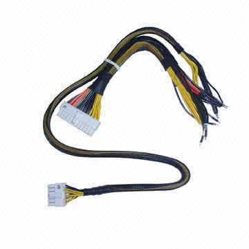 computer wiring harness with nylon sleeves, 0 75�c normal Dodge Wiring Harness