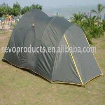 China family outdoor c&ing tunnel quick set up tent with vestibule & family outdoor camping tunnel quick set up tent with vestibule ...