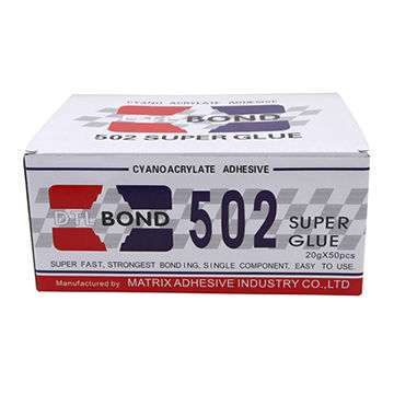 Fast Dry Clearly Liquid 502 Super Glue