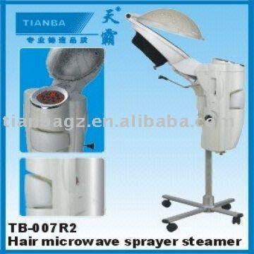 China The Micro Mist Hair Steamer
