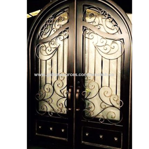 Wrought Iron Doors China