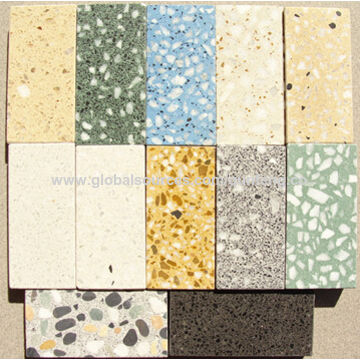 Terrazzo Tile Machine with Technology Original from Italy