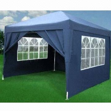 China Outdoor Multifunction Folding Gazebo Tent with Side Window Screened 3x6m 5 + Persons & Outdoor Multifunction Folding Gazebo Tent with Side Window ...