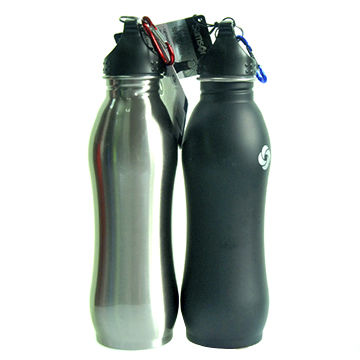 8aacb1e8f32 China Single wall stainless steel bicycle water bottle BPA free for outdoor  travelling ...