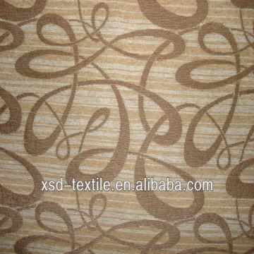 China New Sofa Fabric Textile Jacquard Upholstery