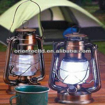 235 bronze changeable brightness 12 led hurricane lantern global