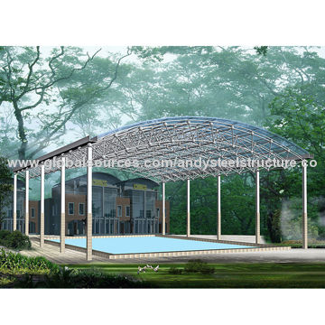 Prefabricated Swimming Pool Cover