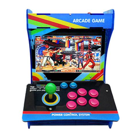 China Arcade Game Console Home Arcade Single Mini Street Fighter