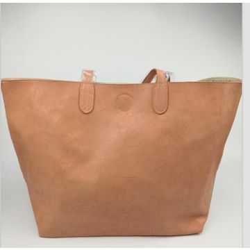 China Women's PU handbags, OEM/ODM, made of PU leather