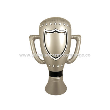 China Golden Inflatable Trophy Cup For Sport Champion