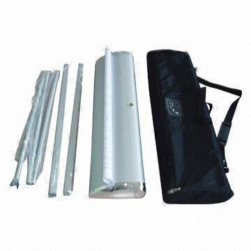 Roll-up Banner Stand/Pull Up Poster Stand, Suitable for Indoor ...