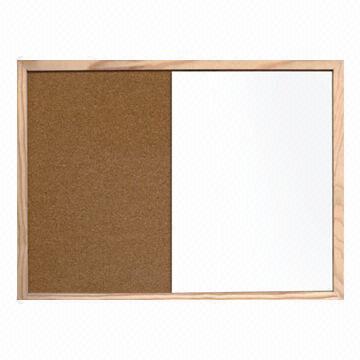 China Combination Board Half Cork White