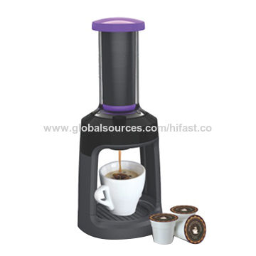 China Air Pressure Capsule Coffee Maker