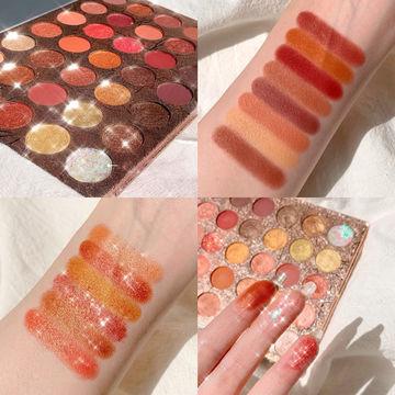 China Glitter High Pigment Eyeshadow