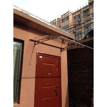 Polycarbonate Window Awning Door Awning Door Canopy Vordach Diy