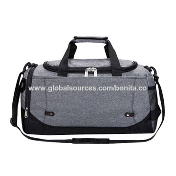 9c5ab0c029 China Men s women s travel duffel sports bag gear gym from Quanzhou ...