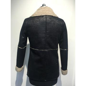 China Synthetic fur ladies coat