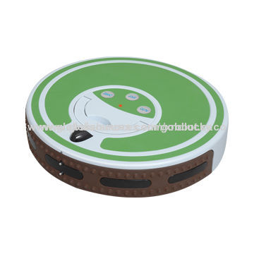 China Robotic Vacuum Cleaner with Automatic Recharge, Automatic Navigation, Time Scheduling, UV Germicidal