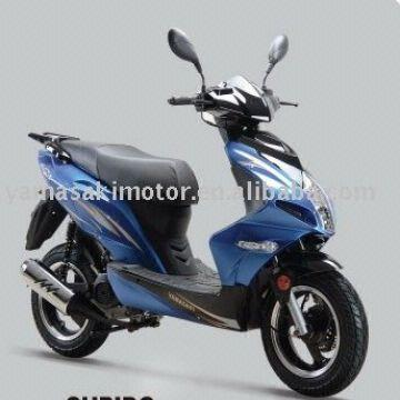 china new 125cc scooter / engine scooter / scooter