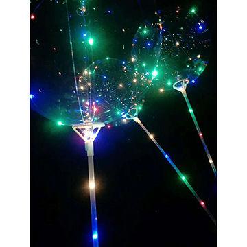 China 2018 new year party decoration inflatable light up balloon lights flashing LED helium balloons ...  sc 1 st  Global Sources & China 2018 new year party decoration inflatable light up balloon ...