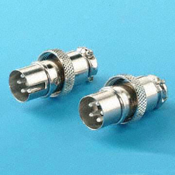 Taiwan Precision-made Cable Type 5-Pin Male CB Connectors