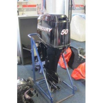 2004 50HP MERCURY 4 STROKE EFI OUTBOARD BOAT ENGINE FOR SALE