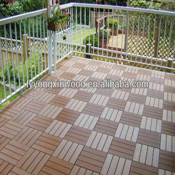 Compound Diy Decking Floor Tile With Wpc Materials Global Sources