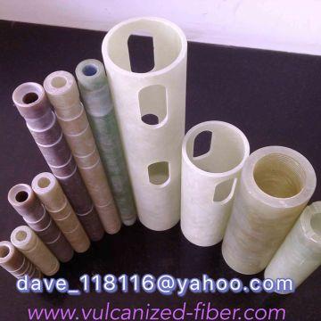 Filament Wound Tubing/ Epoxy Resin Fiberglass Filament Tube