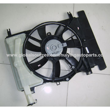 China Automobile Electric Fan Oem No 16361 0m020 Fits For Toyota Vios