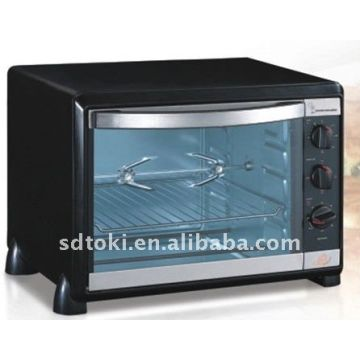 China Electric Oven 25l With Rotisserie And Convection Function